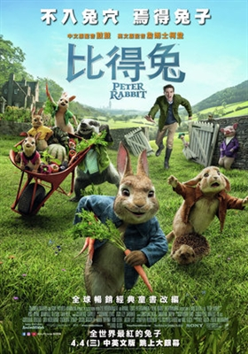 Peter Rabbit poster #1546759