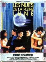 Les nuits de la pleine lune movie poster