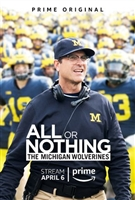All or Nothing: The Michigan Wolverines movie poster