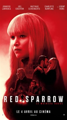 Red Sparrow poster #1546942
