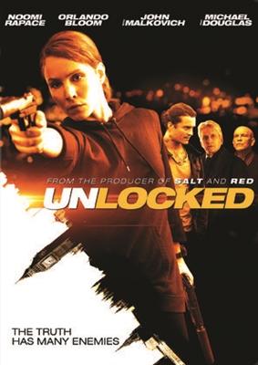 Unlocked poster #1547113