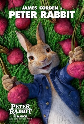 Peter Rabbit poster #1547176