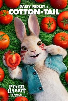 Peter Rabbit poster #1547179