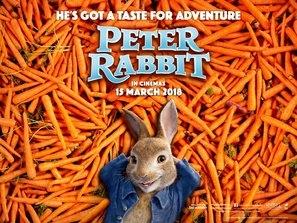 Peter Rabbit poster #1547180