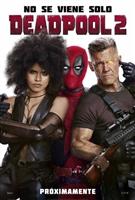 Deadpool 2 movie poster
