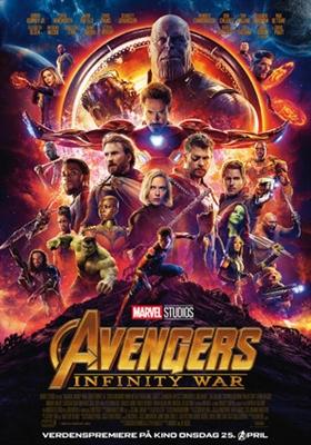 Avengers: Infinity War  poster #1547214