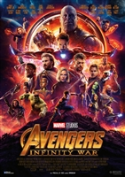 Avengers: Infinity War  #1547219 movie poster