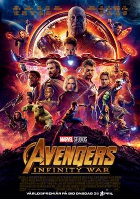 Avengers: Infinity War  poster #1547221