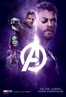 Avengers: Infinity War  #1547225 movie poster