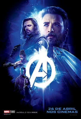 Avengers: Infinity War  poster #1547228