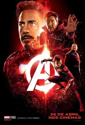 Avengers: Infinity War  poster #1547229