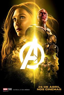 Avengers: Infinity War  poster #1547233
