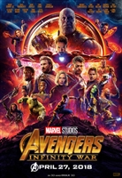 Avengers: Infinity War  #1547241 movie poster