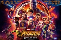 Avengers: Infinity War  #1547242 movie poster