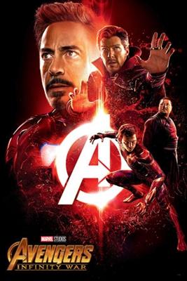Avengers: Infinity War  poster #1547253