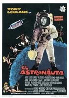 El astronauta movie poster