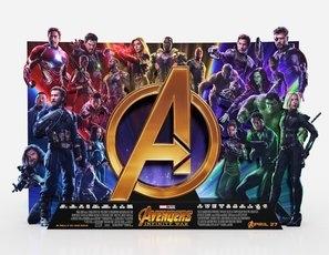 Avengers: Infinity War  poster #1547326