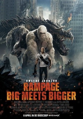 Rampage poster #1547334