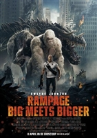 Rampage #1547334 movie poster
