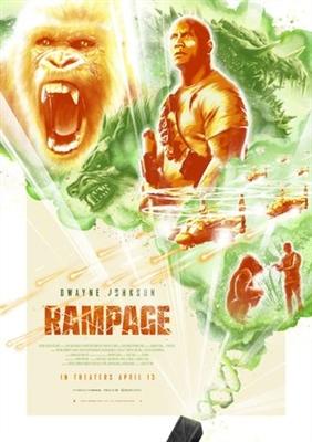 Rampage poster #1547335