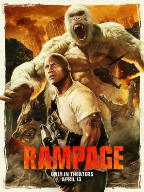 Rampage poster #1547336