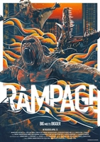 Rampage #1547337 movie poster