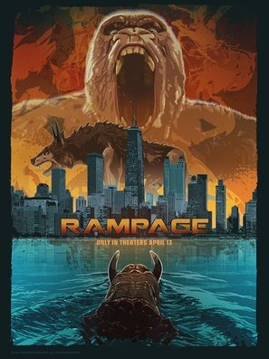 Rampage poster #1547338