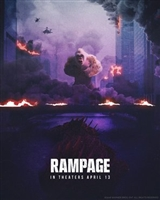 Rampage #1547339 movie poster