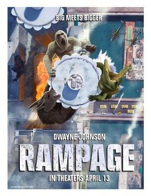 Rampage poster #1547342
