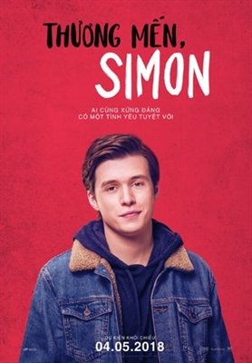 Love, Simon poster #1547549