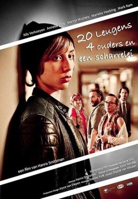 20 Leugens, 4 ouders en een scharrelei poster #1547555