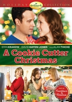 A Cookie Cutter Christmas movie poster