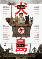Isle of Dogs #1547916 movie poster