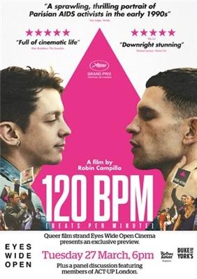 120 battements par minute poster #1548068