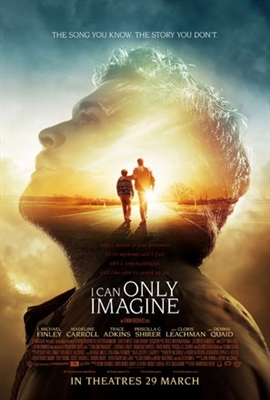 I Can Only Imagine poster #1548102