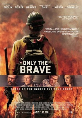 Only the Brave poster #1548588