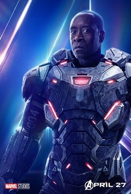 Avengers: Infinity War  poster #1548629