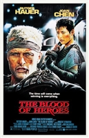 The Blood of Heroes movie poster