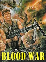 Blood War movie poster