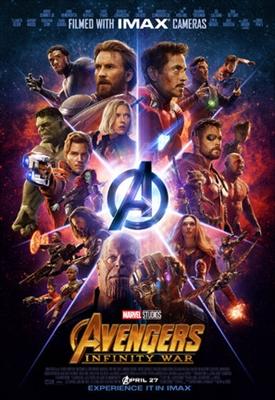 Avengers: Infinity War  poster #1548981