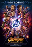 Avengers: Infinity War  #1548981 movie poster