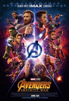 Avengers: Infinity War  poster #1549039