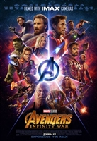 Avengers: Infinity War  #1549040 movie poster