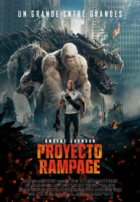 Rampage poster #1549134