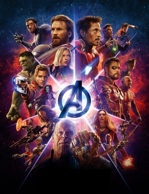 Avengers: Infinity War  poster #1549468