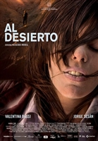 Al Desierto movie poster