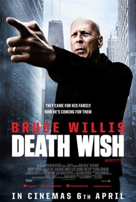 Death Wish poster #1549478