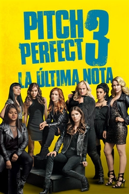 Pitch Perfect 3 poster #1549497