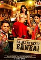 Babuji Ek Ticket Bambai movie poster