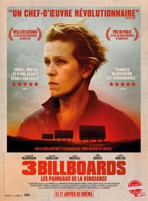Three Billboards Outside Ebbing, Missouri poster #1549849